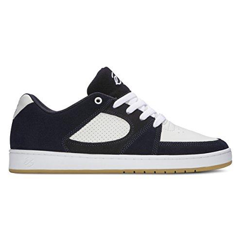 Messieurs Chaussures de skateboard Il Accel slim Skateschuhe bleu marine/blanc