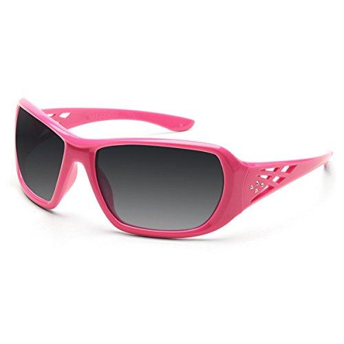 ERB Sicherheit Produkte 17954Rose Rahmen, Rauch Objektiv, One Size, Pink