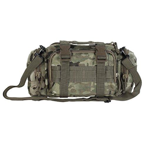 Voodoo Tactical 15-7644082000Standard 3-Wege-Bereitstellung Tasche, Multicam