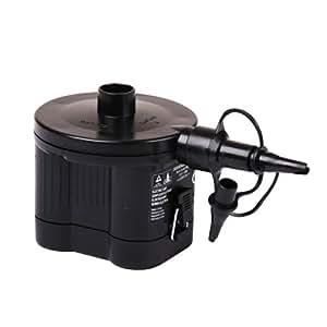 Pompe / Gonfleur / Dégonfleur à piles 40 Watts 3 embouts