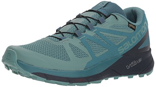 Salomon Sense Ride Gore-TEX Invisible Fit Women's Trail Laufschuhe - AW18-38.7