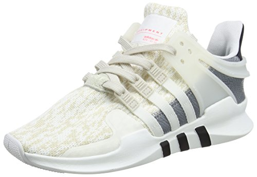 equipment support adv Adidas Damen Eqt Support Adv Sneaker Low Hals - Braun (Clear Brown / Ftwr White / Grey) , 37 1/3 EU