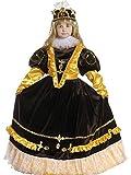 DISBACANAL Disfraz emperatriz niña - Único, 6 años