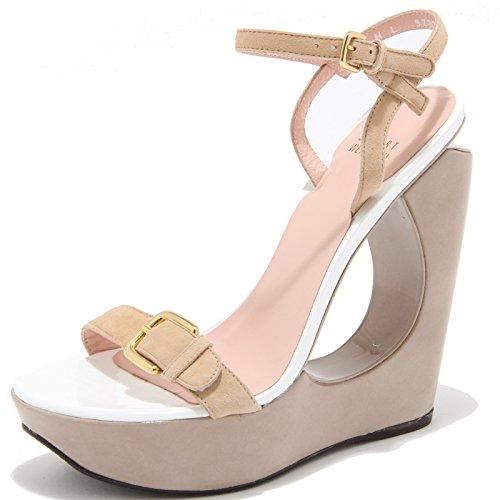 59063 sandalo STUART WEITZMAN ZEPPA scarpa donna shoes women [40]