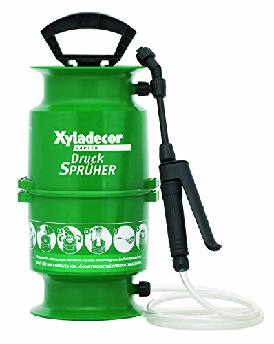 Preisvergleich Produktbild Xyladecor Garten Drucksprüher für Sprühlasur und Holzöl / 1m² in weniger als ...