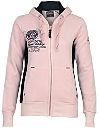 Geographical Norway sweat Friponette Lady