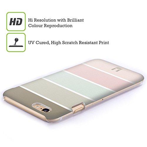 Head Case Designs Coque arrière pour Apple iPhone 5c Motif palette de couleurs naturelles Palette