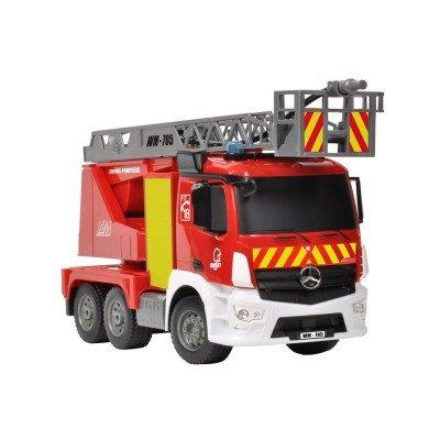 T2M- Camion de Pompiers RC Voitures radiocommandées, Pas de numéro, Non renseigné