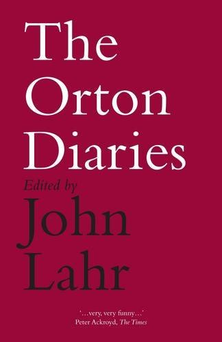 The Orton Diaries by Joe Orton (2013-06-27)