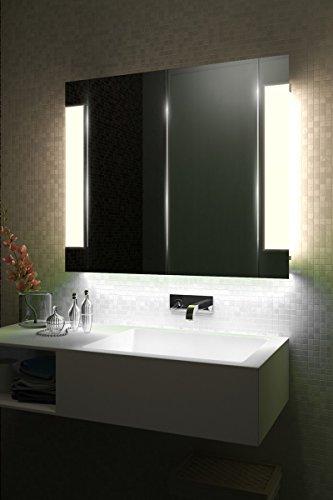Diamond X Collection Schrank mit SpiegelheizungRGB-UnterlichtSensor & Rasiersteckd innen kaufen  Bild 1*
