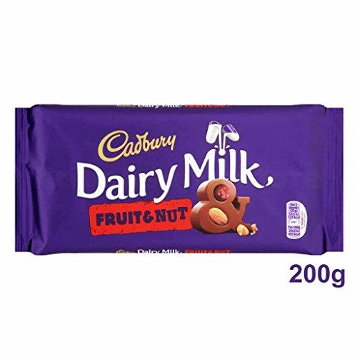 Cadbury Dairy Milk Fruit & Nut - 230g