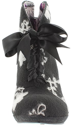 Irregular choice oH jEMINA 4271–1 ankle boots Noir - Blanc/noir