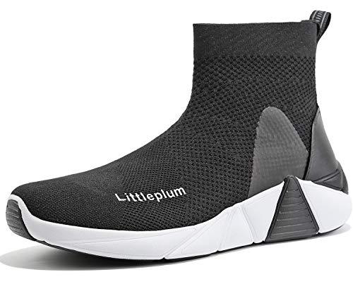 Donna uomo scarpe da ginnastica sneakers calzino comfort leggero bambina sneakers