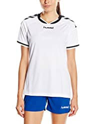Hummel Damen Shirt Stay Authentic Poly Jersey