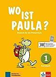 Wo ist paula? 1, libro del alumno