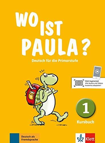 Wo ist paula? 1, libro del alumno por Vv.Aa