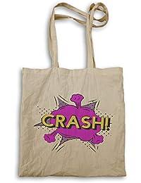 6629e0216b363 INNOGLEN Crash Comic Bubble Tragetasche gg513r