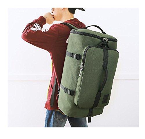 YYY-Un nuovo giorno escursionismo Borsa Sport Outdoor durevole viaggio campeggio per uomini e donne zaino 32 * 26 * 51 cm , black 40l army green increased 40l