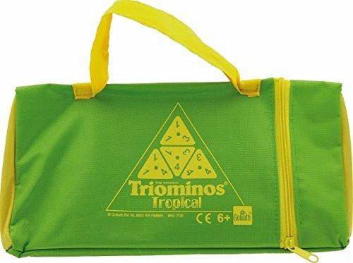 Preisvergleich Produktbild Goliath Triominos Tropical 60709
