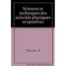 Sciences et techniques des activités physiques et sportives