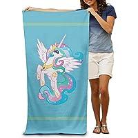 sexy world Princess Celestia My Little Pony Pool Towel Inch,Adult,Lightweight&Absorbent 31x51 intch