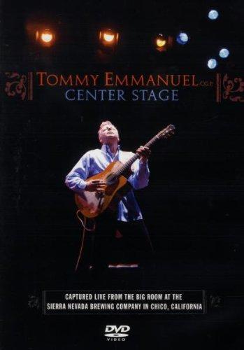Emmanuel Tommy - Center Stage - Dvd