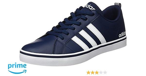 c09617d9fff adidas Men s Vs Pace Gymnastics Shoes (Collegiate Navy Footwear White Blue)