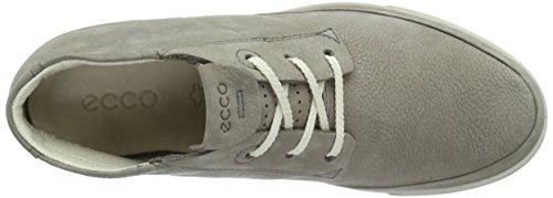 Ecco Damara - Sneakers alte da donna Beige (02375 Warm Grey)