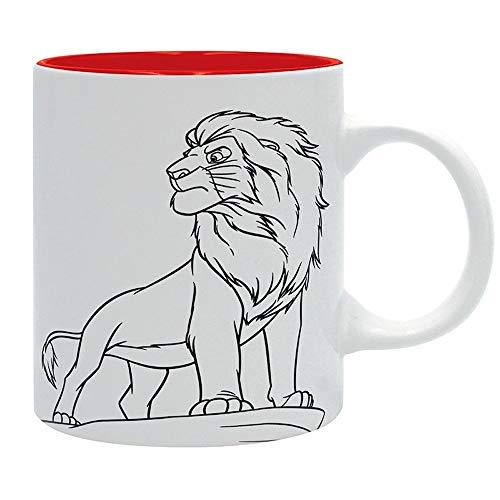 König der Löwen - Simba - Tasse | offizielles Merchandise von Disney