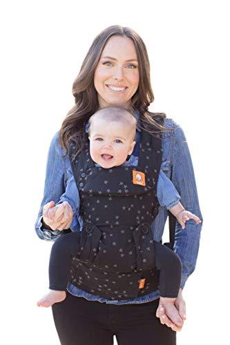 Baby Tula Explore Porte-bébé réglable pour nouveau-né à tout-petit, positions ergonomiques et multiples pour 3,2-20,4 kg
