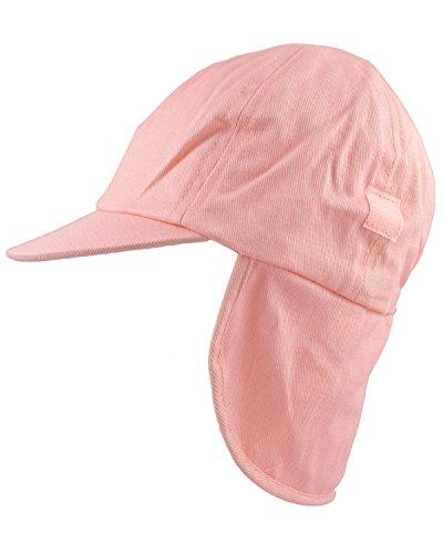 Pesci Baby Sun Hat Legionnaire Cap Girls Baby Toddler Kids