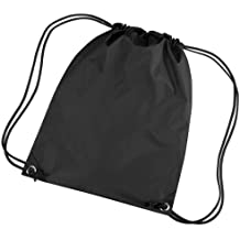 Bagbase - Mochila saco o de cuerdas Impermeable/resistente al agua Modelo Premium Deporte/Gimnasio (11 litros) - 34 Colores
