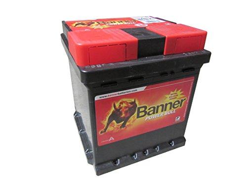 Banner Powerbull PRO Starterbatterie 12V, 42 Ah , 390 A (EN), P4208