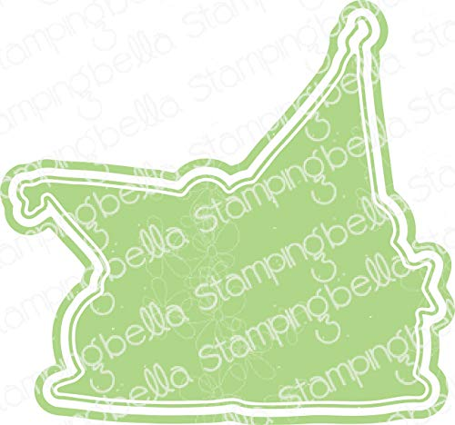 Unbekannt Stamping Bella Cut It Out Dies-Gnomes with A Secret -