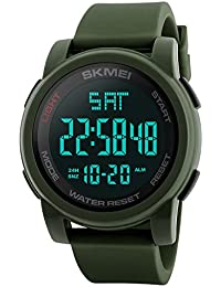 BINZI Watch For Boy,Analoge Digital Watch For Mens,Analog Watches Waterproof For Boys,Men Watches Fashion For...