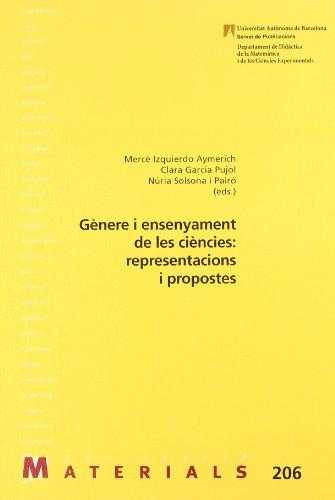 Gènere i ensenyament de les ciències: representacions i propostes (Materials)