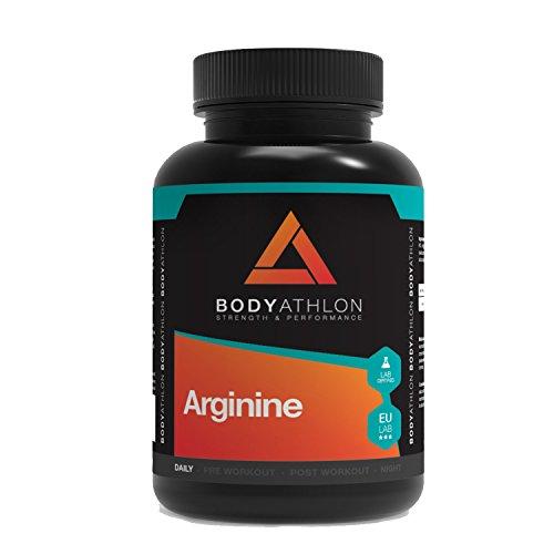 Bodyathlon L-Arginin Hochdosiert - 90 Tabletten 800 mg
