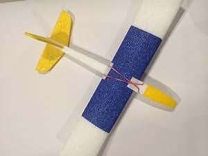 felix wurfgleiter flugzeug flugmodell 45cm spielzeug. Black Bedroom Furniture Sets. Home Design Ideas