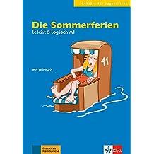 Suchergebnis auf amazon fr leichte lektre deutsch als die sommerferien deutsche lektre a1 buch mit audio cd leicht logisch fandeluxe Images