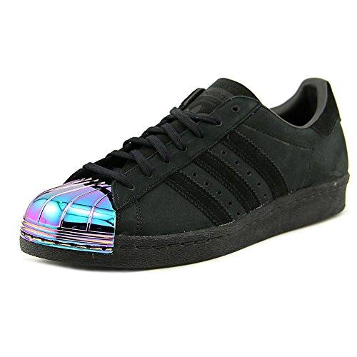 Adidas Superstar 80's Metal Toe Damen Sneaker Metallisch core black/core black/ftw