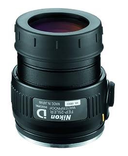 Nikon FEP-25LER - Objetivo (55.3°, Aluminio, Negro, 6.3 cm, 7.7 cm, 320g) (B002YFCNTA) | Amazon Products