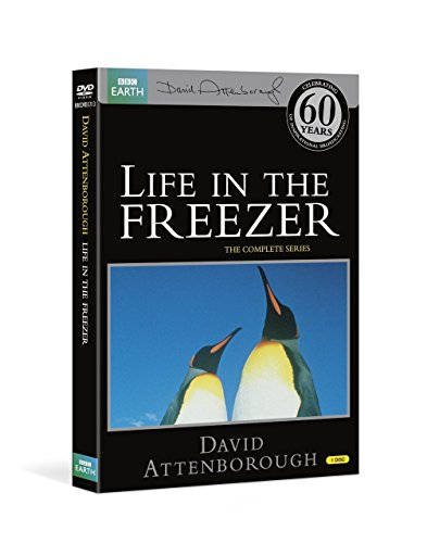 Sir David Attenborough: Life in the Freezer (Repackaged)
