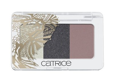 CATRICE Trio Lidschatten LIMITED EDITION, Thrilling me softly, C01 Soft Thrill