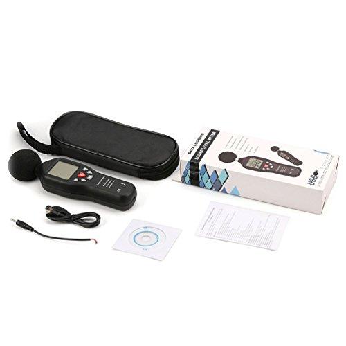 tl-200High Precision Dezibel Sensor Digital Sound Level Noise Decibel Meter