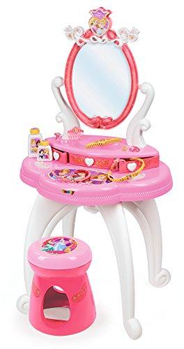 Mit Disney Schminktisch Spiegel (Smoby 320212 - Disney Princess Frisiersalon)