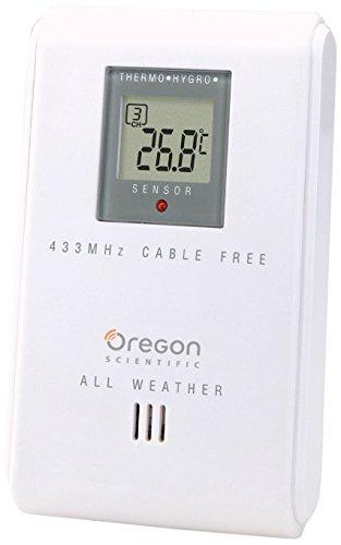 Sensore Temperatura/Umidità esterna Oregon Scientific usato  Spedito ovunque in Italia