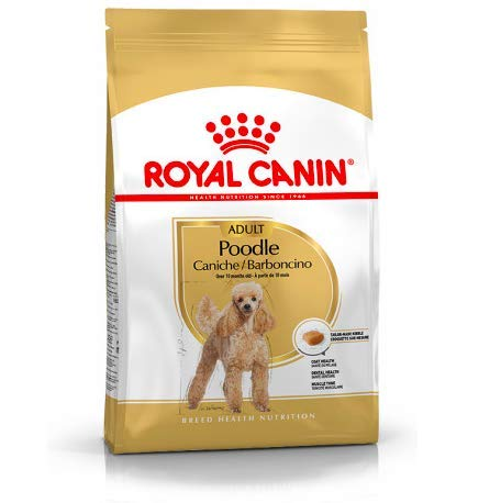 Maltbys' Stores 1904 Limited 3kg (2 x 1.5kg) Royal Canin POODLE ADULT Breed Health Nutrition Dog food