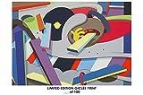 Lost Poster seltene Poster Kunst KAWS, Wo Das Ende Beginnt Nachdruck # 'D/100. 12x 18