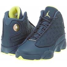 Nike Air Jordan 13 Retro Bg, Zapatillas de Deporte para Niños
