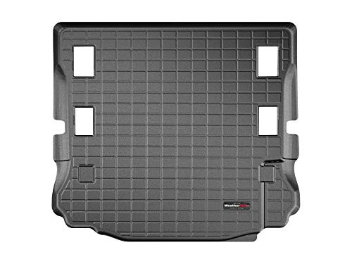 er kompatibel für Jeep Wrangler JK 2007-14 Schwarz ()